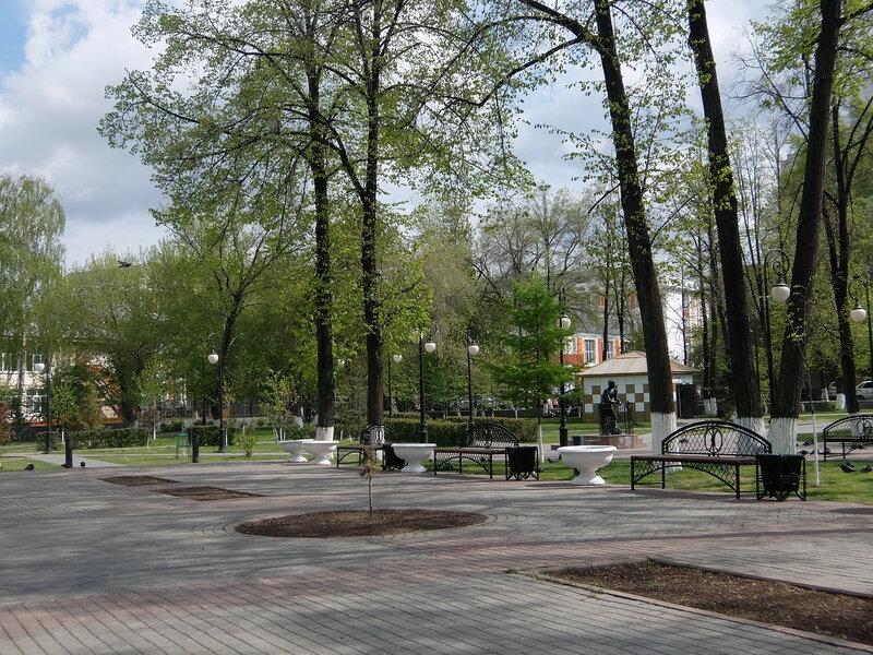 Тюмень - Загородный сад