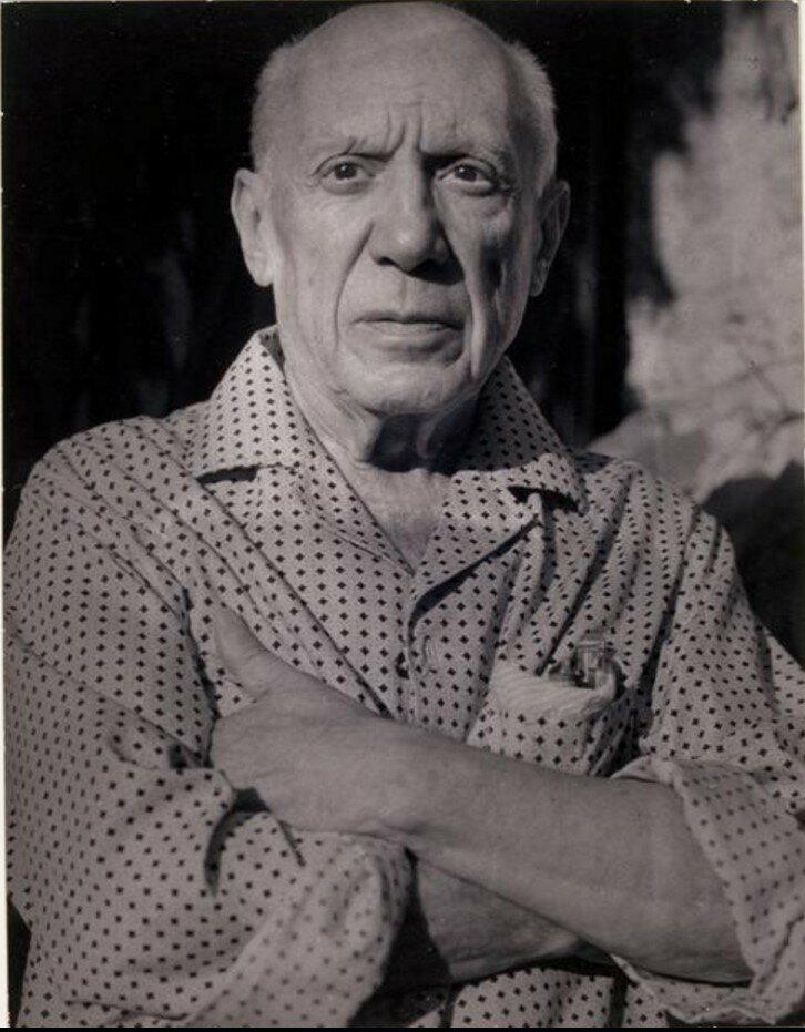 1950-е. Пикассо