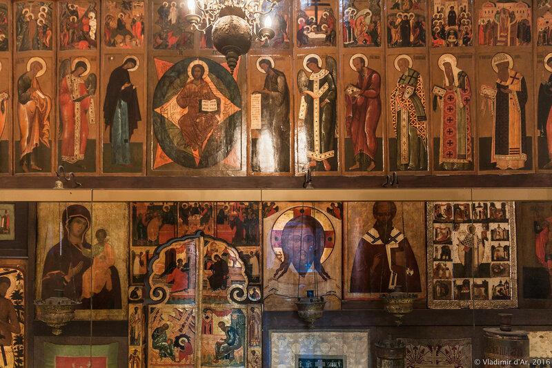 Собор Василия Блаженного. Церковь святителя Григория Армянского.
