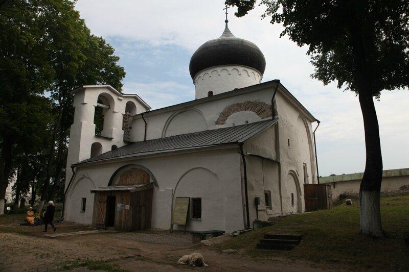 Псков - Собор Спаса Преображения