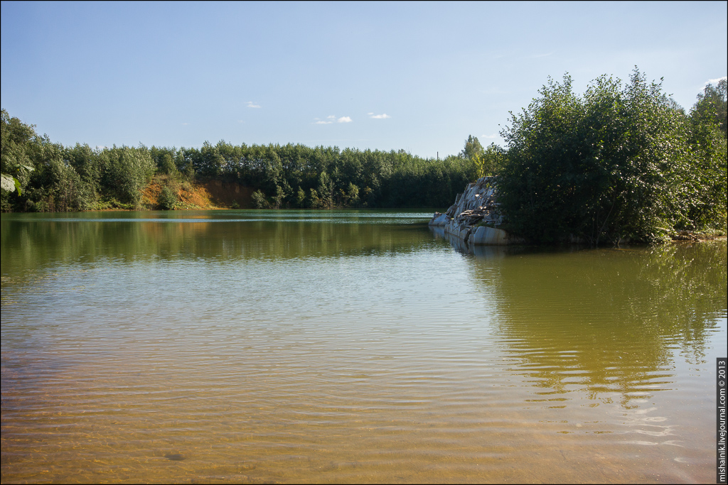 Макаровский железный рудник