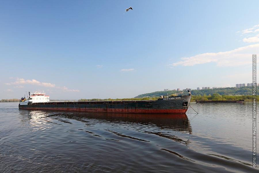 12 мая 2013 года 17:00. Нижний Новгород. «Волго-Дон 5054»