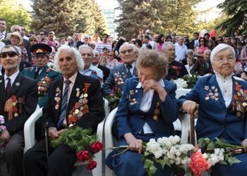 Бельцкая молодежь взяла шефство над ветеранами Великой Отечественной войны