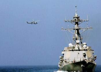 США направили на учения к Чёрному морю свой военный корабль