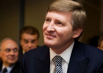 Украинский олигарх Ринат Ахметов объявил войну террористам