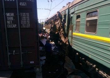 Список пассажиров, пострадавших в ж/д аварии в Подмосковье