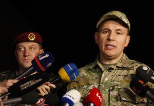 Украина сегодня: «…Армия, которая убивает детей!»