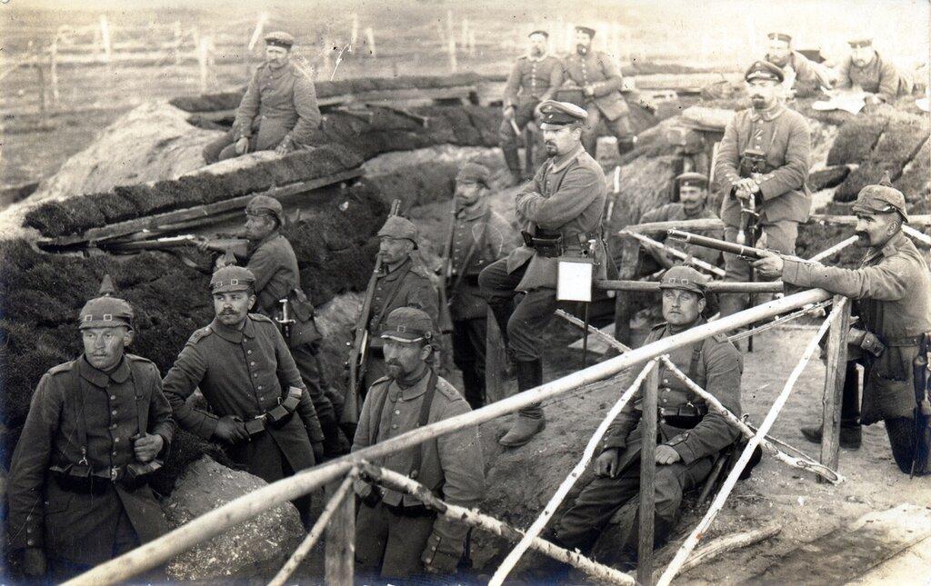 3 of 3. Russland Festung Stellung bei Kapize Sud