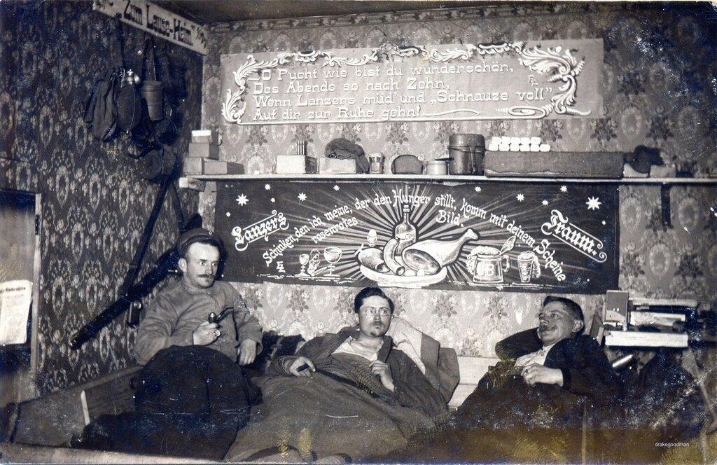 Zum Lause-Heim 1917