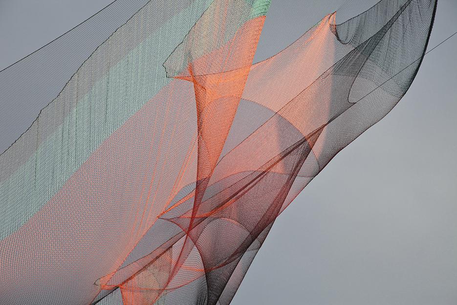 Воздушные скульптуры Джанет Эштельман