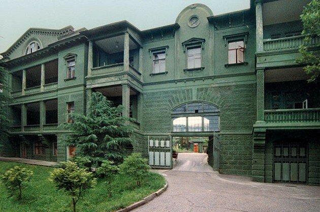 Экскурсии в Сочи - дача Сталина