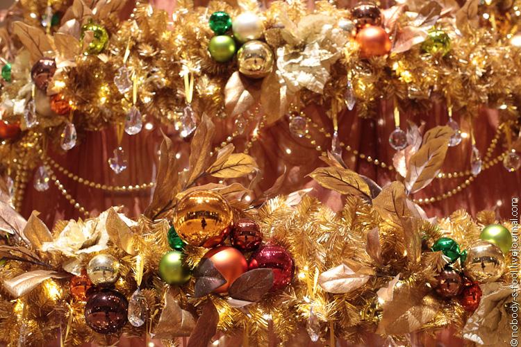 Рождественские зарисовки из Японии