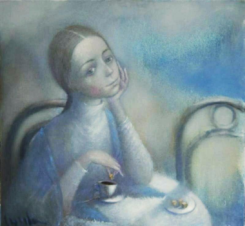 Наталья Сюзева. Чёрный кофе с одним кусочком сахара.jpg
