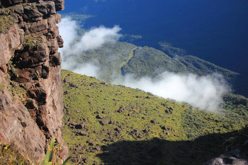 Фантастические виды на горе Рорайма в Южной Америке 0 146041 c886ab6b XL