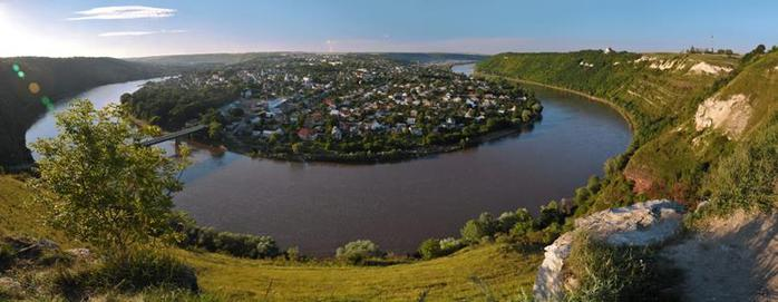 Википедия: 12 лучших ландшафтных фотографий Украины