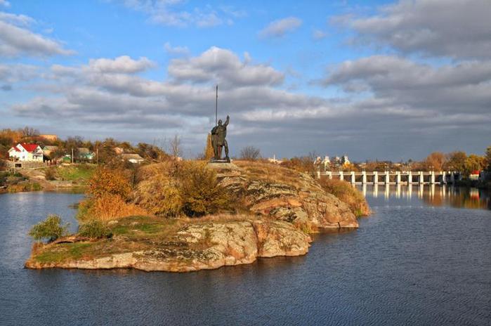 Вікіпедія: 12 найкращих ландшафтних фотографій України