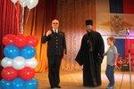 2015-11-10 День сотрудника органов внутренних дел. Кагальницкий район.