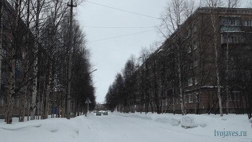 Фото города Инта №6474  Чернова 3 и 2 (та же точка съёмки) 26.02.2014_12:34
