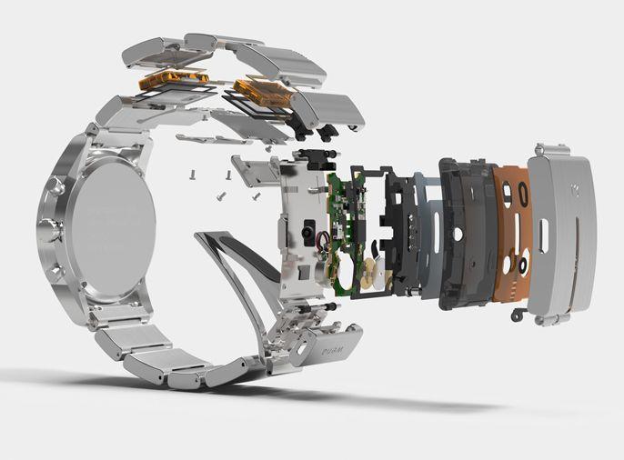 Sony анонсировала часы Wena Wrist с«умным» браслетом