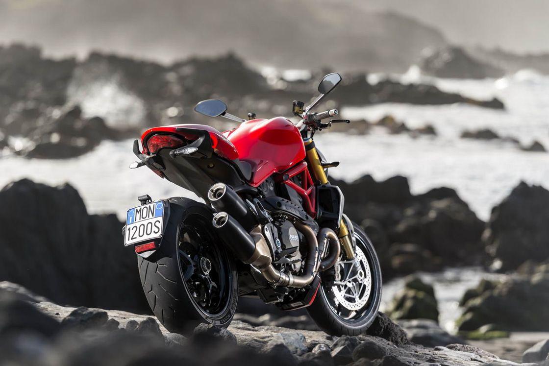 Ducati на Канарских островах