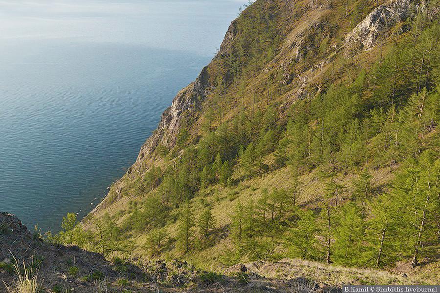 Север Ольхона