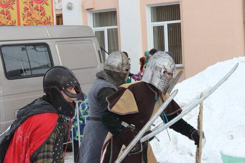 Масленица в Куйбышеве, Аспект
