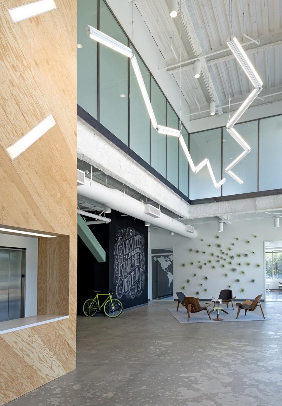 Штаб-квартира компании Evernote в Силиконовой Долине