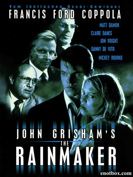Благодетель / The Rainmaker (1997/WEBDL/WEBDLRip)