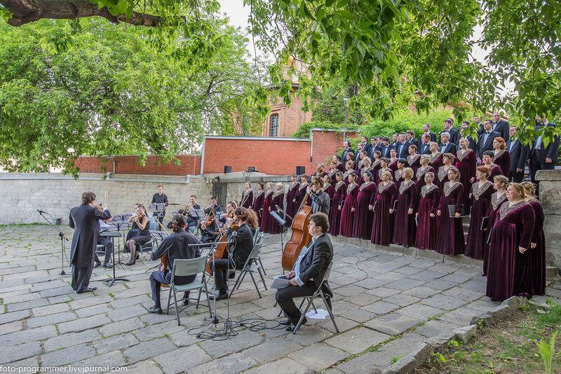 Концерт Музыка России 16-20 вв.