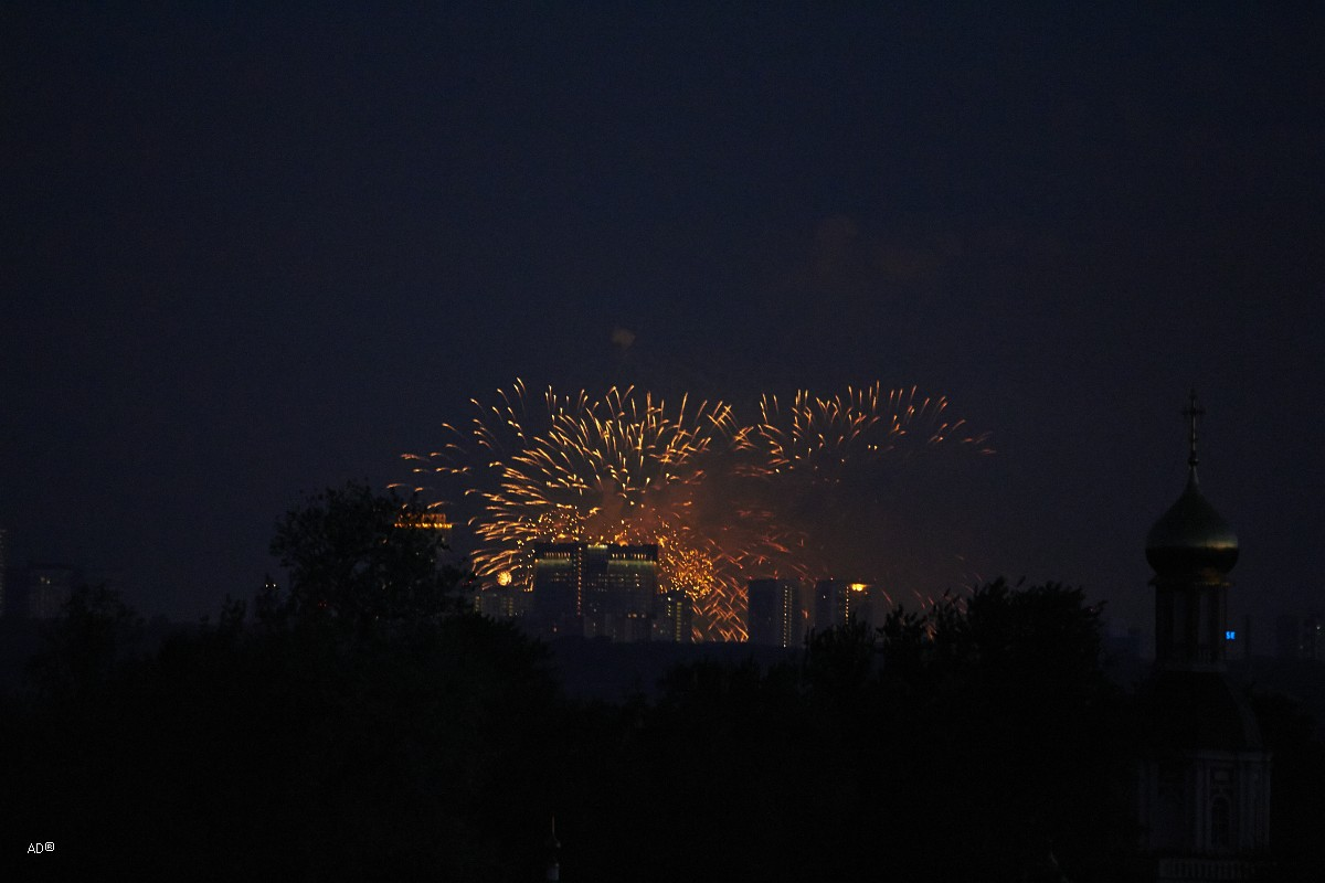 Салют 9 Мая 2014