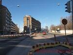 Вот типичный пример финского городского пейзажа.