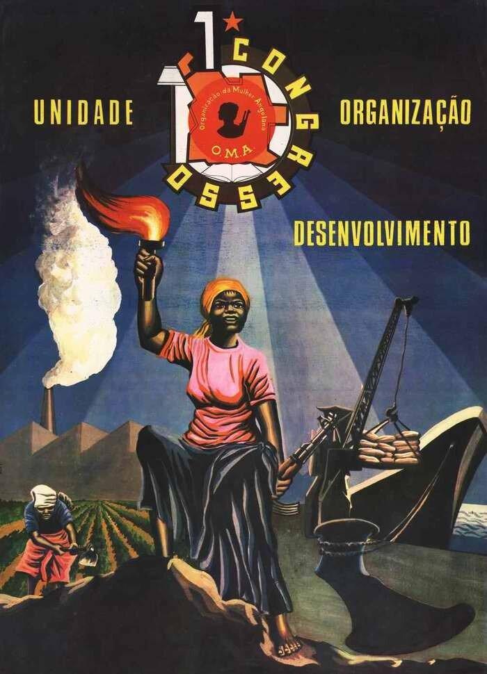 1 Конгресс Союза ангольских женщин: за укрепление и развитие общества