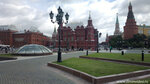 Москва. Манежная площадь.Исторический музей