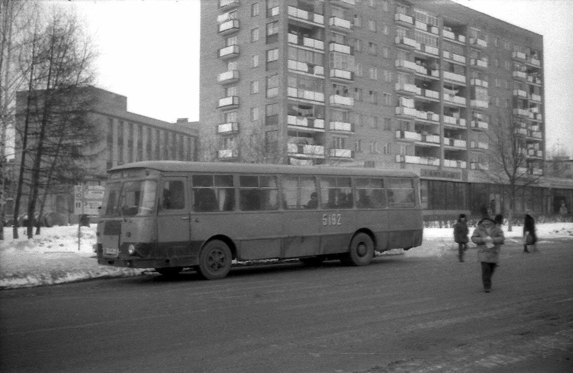 1988. Новомытищинский проспект
