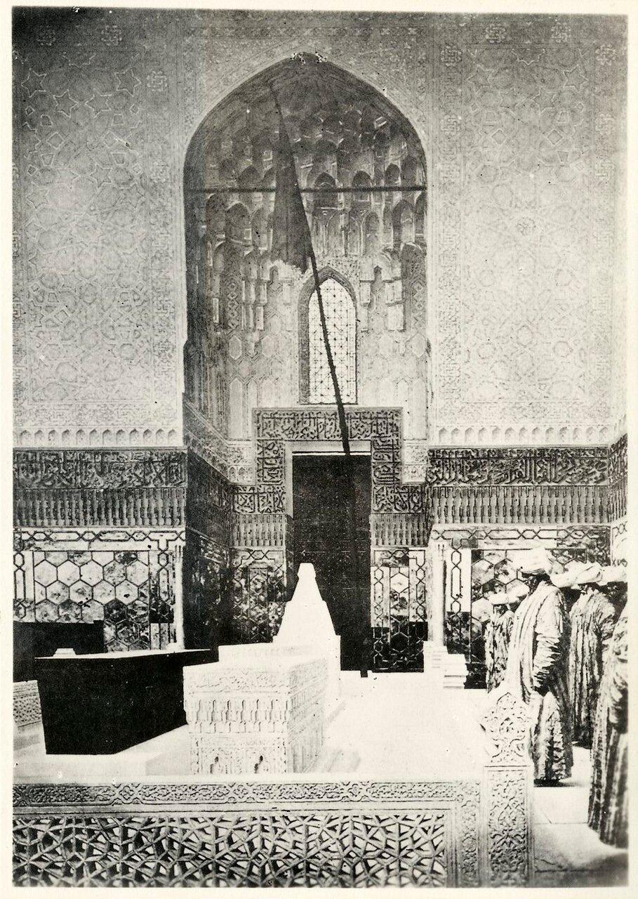 Гробница Тамерлана