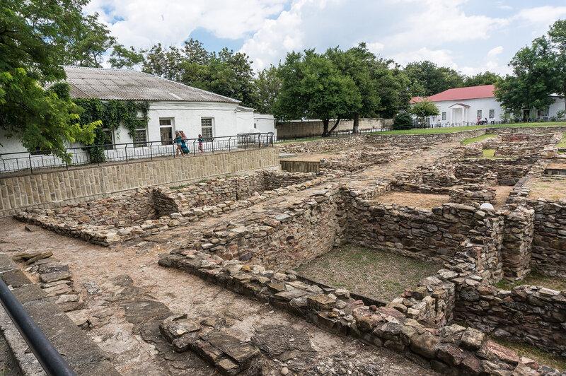 Горгиппия - археологический музей под открытым небом
