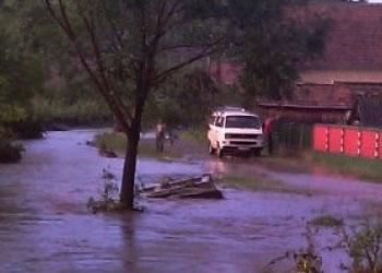 По стране объявлена угроза наводнения