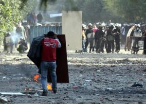 В столкновениях в Египте погибло 464 человека