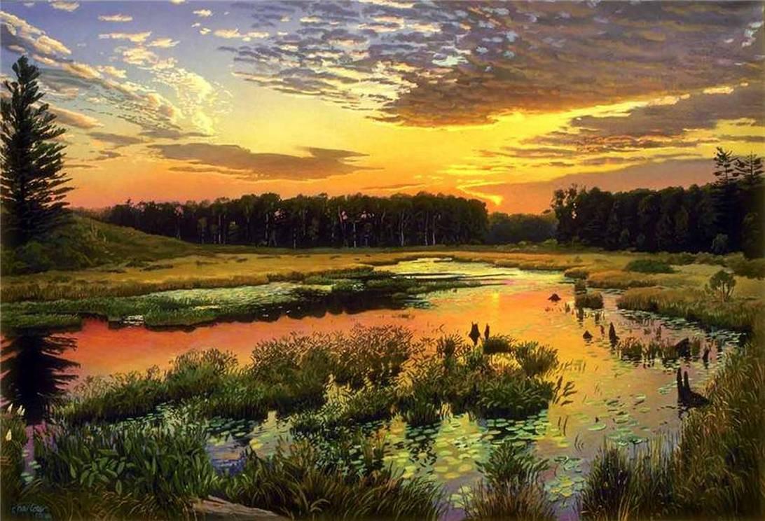 Namekagon Sundown