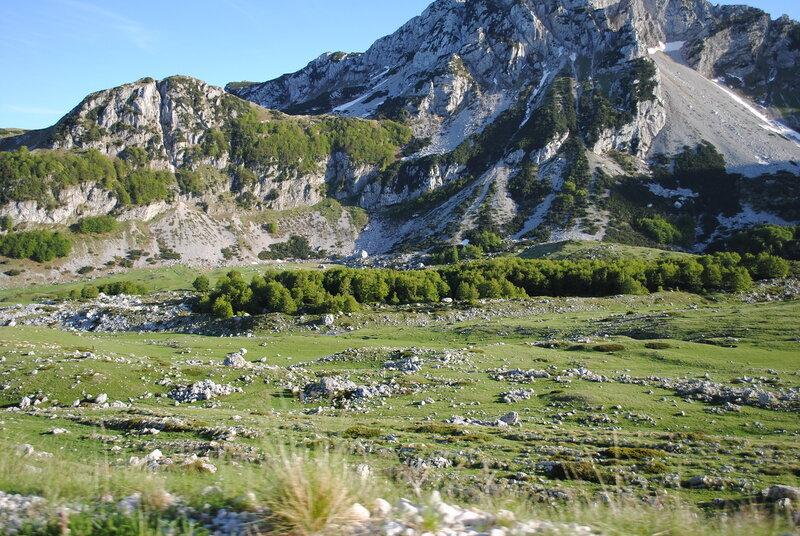 север Черногории