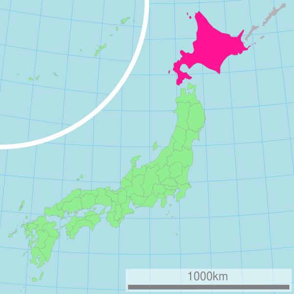 Префектура Хоккайдо