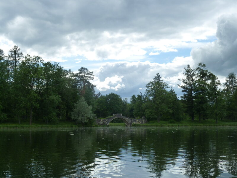 Плаваем по Белому озеру