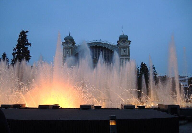 Кржижиковы фонтаны, смотреть в слайдшоу