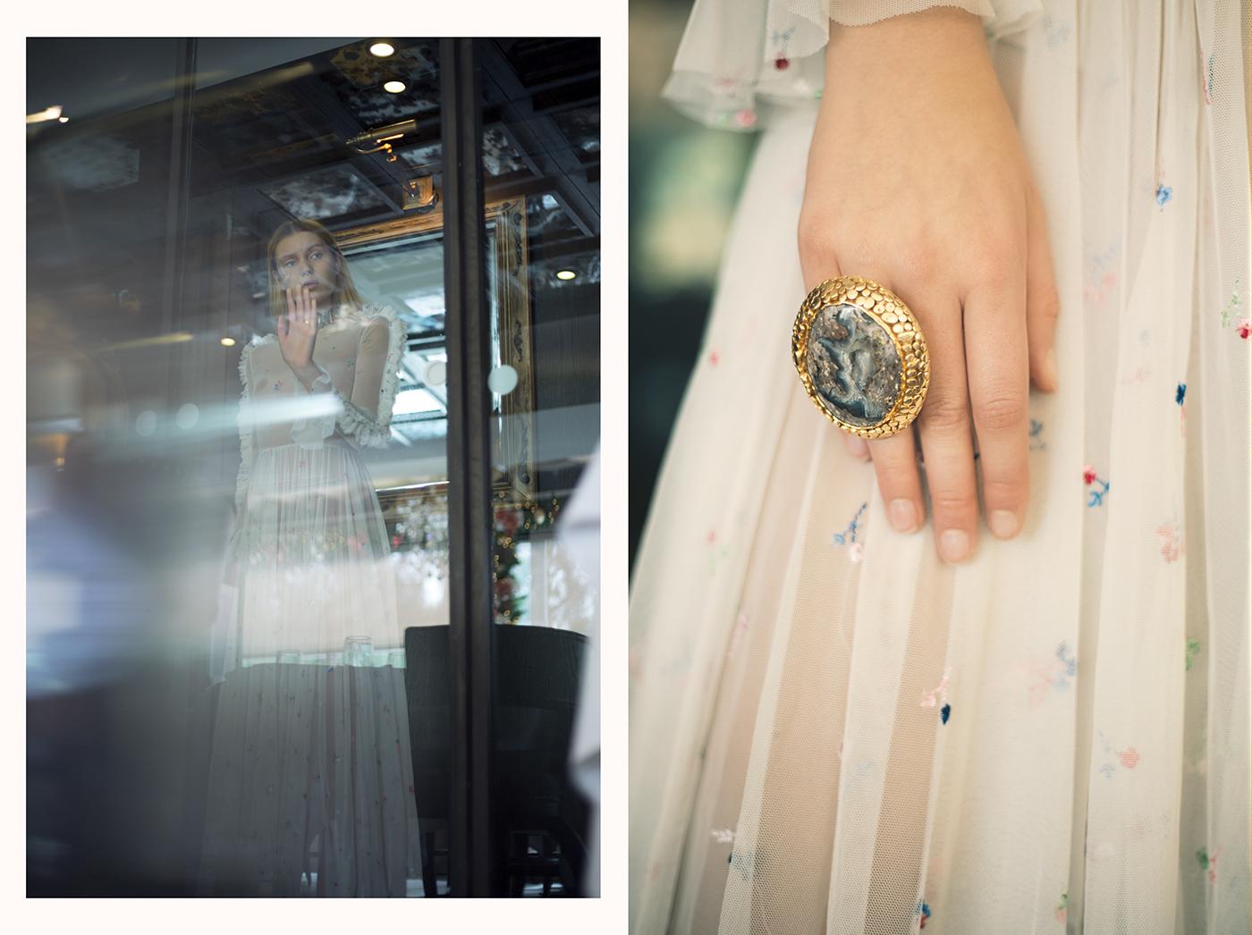 Alice + Wonderland - Vogue Itali  | фото Fernando Penhos Zaga