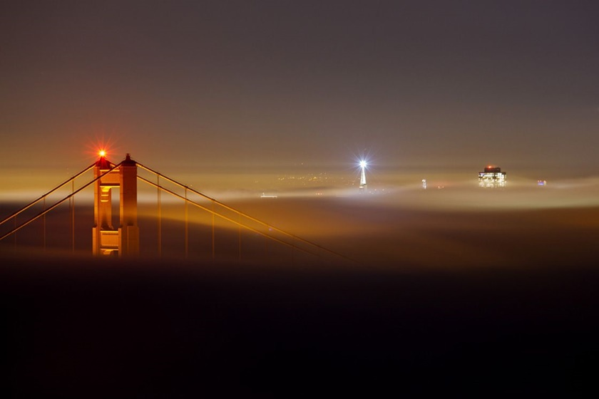 Красивые фотографии тумана в Сан Франциско, США 0 142263 8b0b1b9b orig