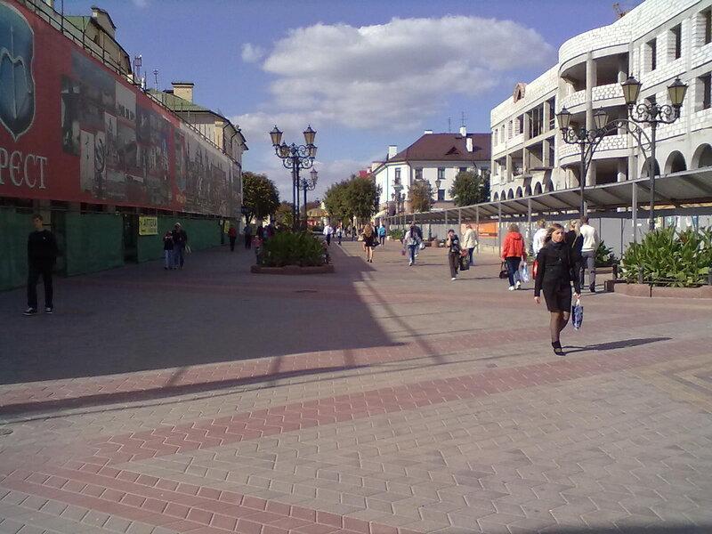 Свободно в Бресте