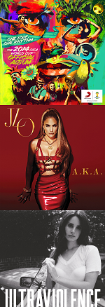 ������: The 2014 FIFA World Cup Official Album / Jennifer Lopez / Lana Del Rey