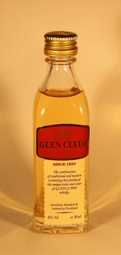 Виски Glen Clyde Finest Scotch Whisky