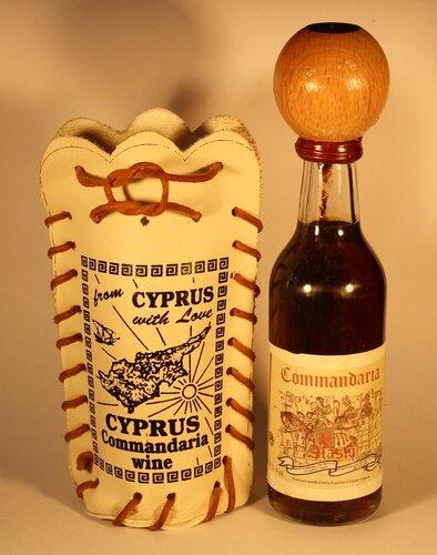 Вино Cyprus Commandaria Wine