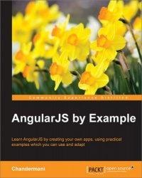 Книга AngularJS by Example